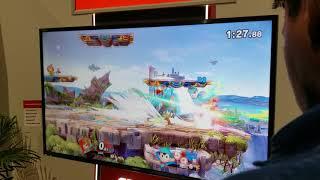 NAKAT (Ness) Vs D1 (Link)- Super Smash Bros. Ultimate