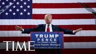 Donald Trump Runs For President: A Look Back | TIME