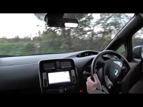 Nissan Leaf 2013/14 - testing the world s best selling electric car [Review]
