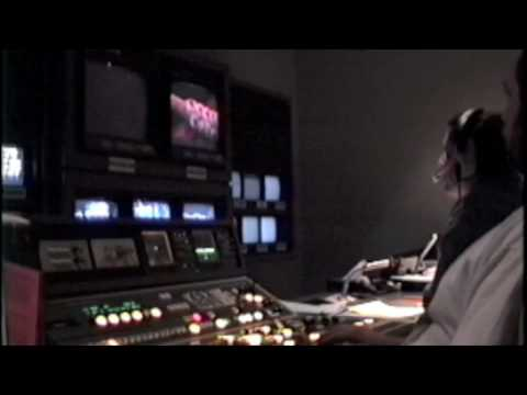 Comedy Channel 1990 (control room and studio antics)