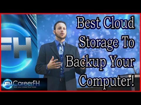 Best Cloud Storage To Back Up Your Computer | http://careerfh.com