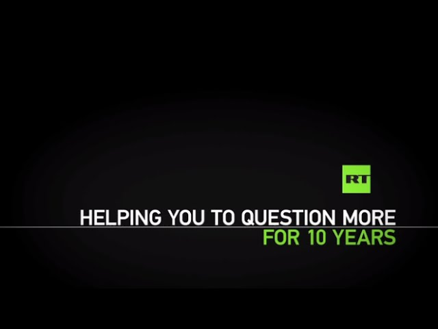 Helping you to #QuestionMore for 10 yrs: RT gives Julian Assange worldwide platform