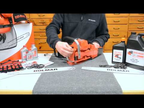Dolmar PS-5105 Chainsaw