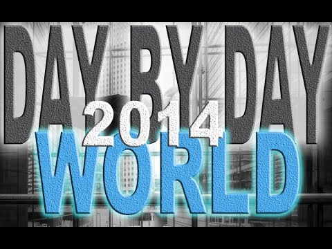 Day By Day World - La Sculpture Blanche 2014. video