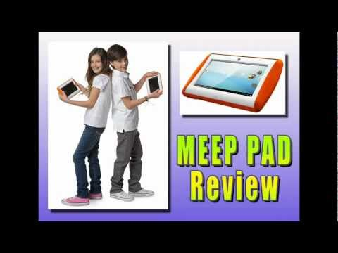 ♥ Oregon Scientific Meep Tablet - Meep Pad Review