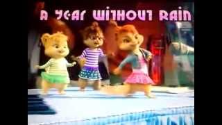 The Chipettes - A Year Without Rain