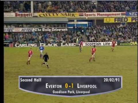 FA Cup Classic  Liverpool 4  Everton 4