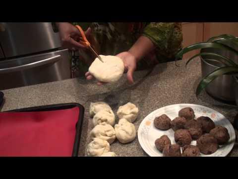 Somali Food With A Modern Twist | Rooti la dhex-Geliyey shukulaato iyo Digir | Cooking With Hafza