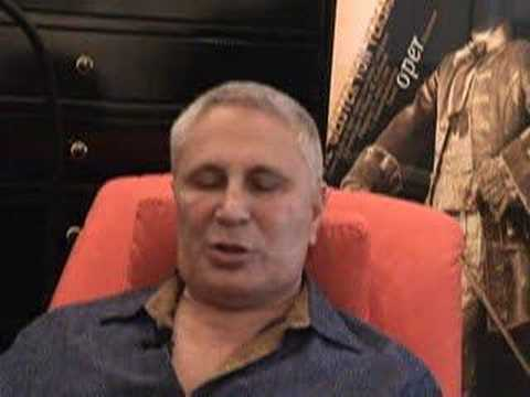 Composer John Corigliano talks about The Red Violin