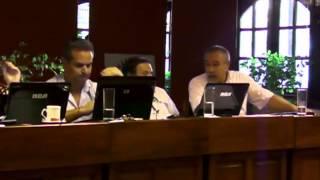 Sesi�n Dic 2013 - Concejo Representantes Carlos Paz - Ordenanza Tarifaria 2014