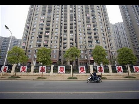 China's Housing Market Continues To Soar with speed steps next to Dubai