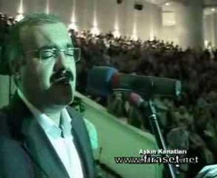 Mehmet Emin Ay / Aşkın Kanatları / İstemi'e Linnayi