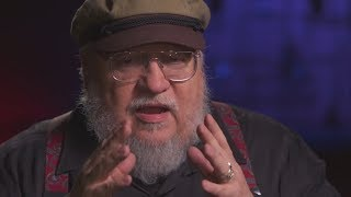 George RR Martin on Why He Created So Many Characters