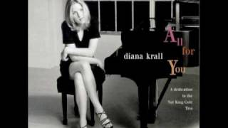 Watch Diana Krall Youre Looking At Me video