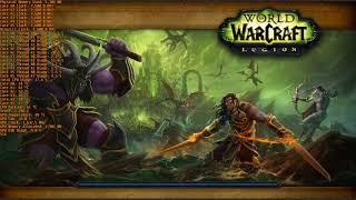 World Of Warcraft Orgrimmar and Dalaran 8700K GTX 1070 Maxed Out Ultra Benchmark FPS TEST 1080P