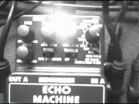 So73 - Echo Machine EM600 By Behringer
