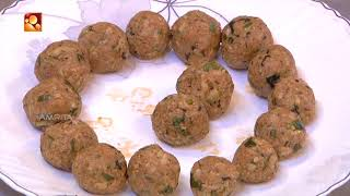 """Annies Kitchen With Famous Serial Actor """"Kailas Nath"""" 