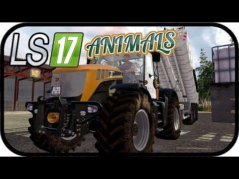 LS17 ANIMALS - WASSER für die ZEMENTPRODUKTION #125 - LS17 NORDFRIESISCHER MARSCH 4 FACH ★Deutsch