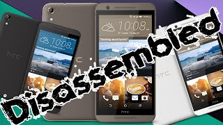 Complete Disassembly of HTC one E9s