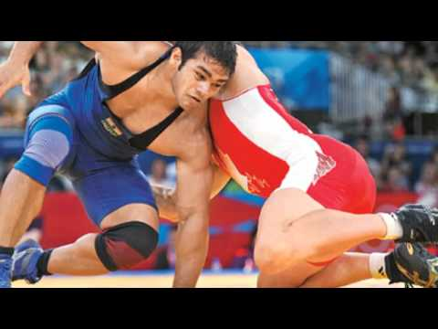 Yogeshwar Dutt wins Bronze Medal Men's60kg Freestyle in London olympics 2012