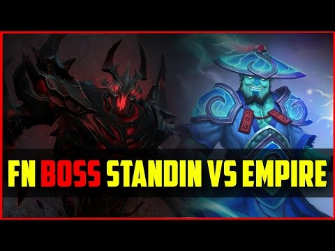 FN standin BOSS - Vega vs Empire @ Esportal DOTA 2