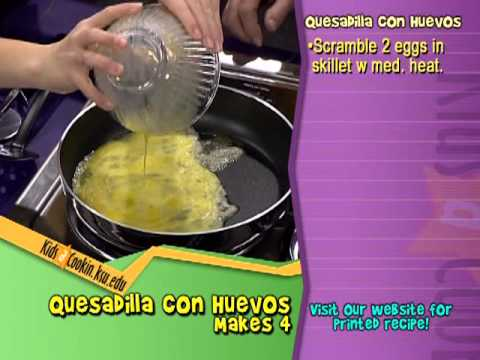 Quesadilla con Huevos.mp4