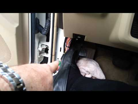 Buick Enclave leaky sunroof