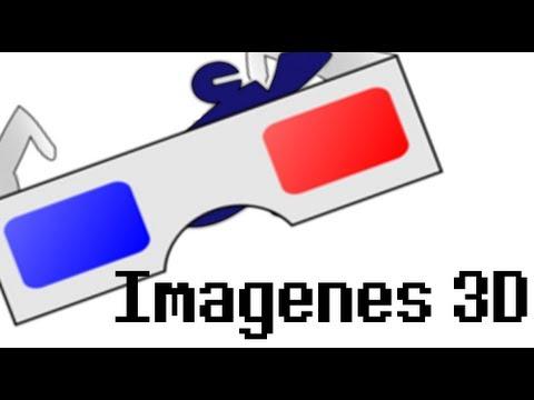 Algunas imagenes 3D para gafas rojo y azul