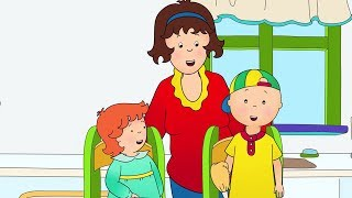 Caillou 2017 New Season | Caillou helps Mommy | Cartoons for Children | Kids TV Shows Full Episodes