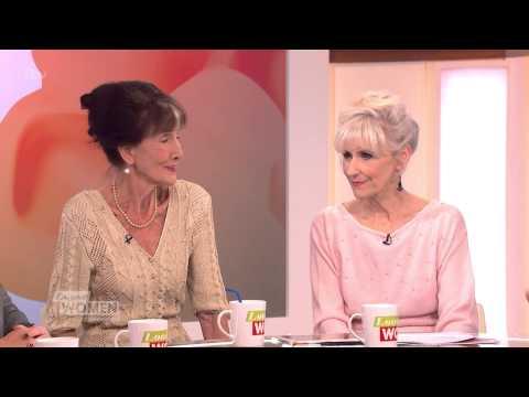 June Brown And Anita Dobson Reunite | Loose Women