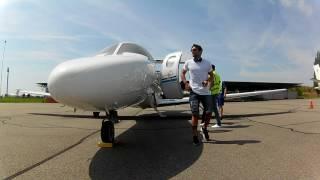 BRNO Airport - Moto GP arrivals