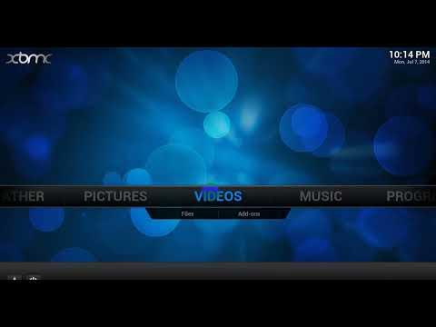 شاهد قنوات sopcast,acestream  على Xbmc