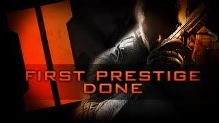 Black Ops 2 Prestiging from First to Second