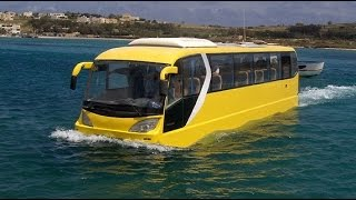 Download 7 Outrageous Amphibious Vehicles You Have To See 3Gp Mp4