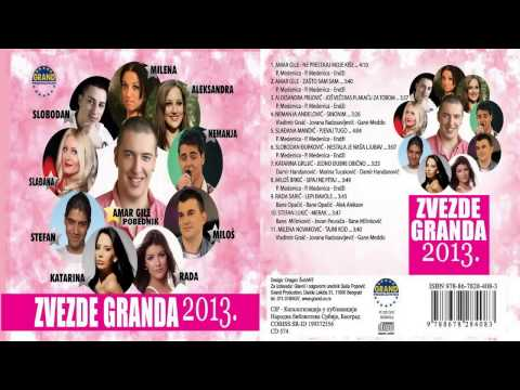 Stefan Lukic - Merak - (audio 2013) Hd video