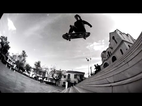 Athens Assassins in Black and White - Skate Escape