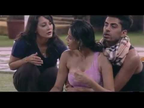 Bigg Boss Season 8 11th October 2014 - Sonali Raut Injured! video