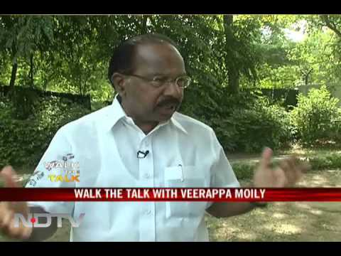 Walk The Talk with Veerappa Moily