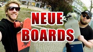 Neue Boards & Cengiz der Wohltäter!