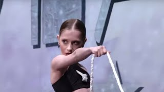 Elliana's Solo (The Strangler) | Dance Moms | Season 8, Episode 7
