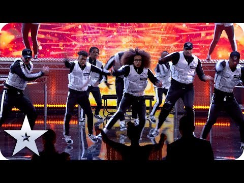 Diversity dance us into a frenzy 10 years later... | The Final | BGT 2019
