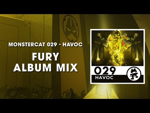 Monstercat 029 - Havoc (Fury Album Mix) [1 Hour of Electronic Music]