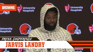 Jarvis Landry Frustrated by Turnovers & Penalties | Cleveland Browns