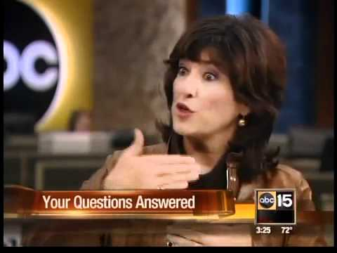 Christiane Amanpour visits ABC15