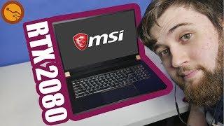 RTX 2080 en portátiles ¿Fracaso o Genialidad? -  REVIEW MSI GS75