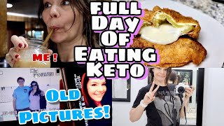 Keto Chile Relleno 2 Ways! | Full Day of Eating + Found My Old Camera!