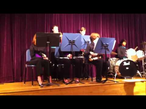 Gotha Middle School Jazz Band 2012