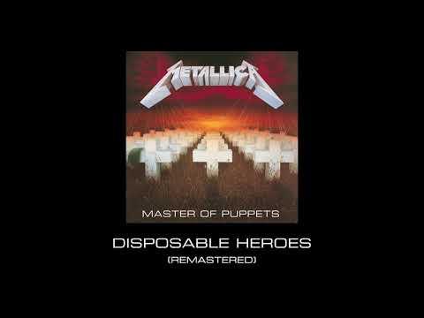 Metallica - Disposable Heroes