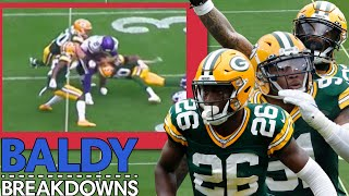 Breaking Down Why the Packers Have a Top 5 Defense this Season | Baldy Breakdowns