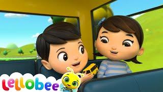 Wheels On The Bus | BRAND NEW | Full Episode |  Little Baby Bum | S2: E2